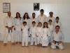 1° esame karate-Cintura Gialla