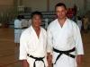 Stage karate Bellaria M° L.T. WATANABE