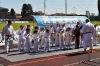 Foto 3. Dimostrazione Karate a Seregno 9 aprile 2011 /  Seihindo