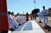 Foto 2. Dimostrazione Karate a Seregno 9 aprile 2011 /  Seihindo
