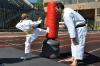Foto 17. Dimostrazione Karate a Seregno 9 aprile 2011 /  Seihindo