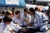Foto 14. Dimostrazione Karate a Seregno 9 aprile 2011 /  Seihindo