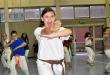 Lezione Karate - Maggio 2014