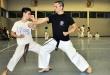 Lezione  Karate / Maggio 2014