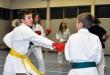 Foto 3 / Lezione  Karate / Novembre 2013