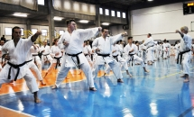 Stage Karate a Meda - Dicembre 2016
