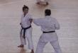 Stage Karate  a  Cerro (BG),  Settembre 2014, con il M° Nadia Ferluga 7° Dan e Raffaele Montenero 8°Dan