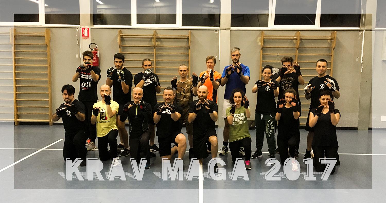 Corso Krav Maga a Seregno e Mariano Comense 2017