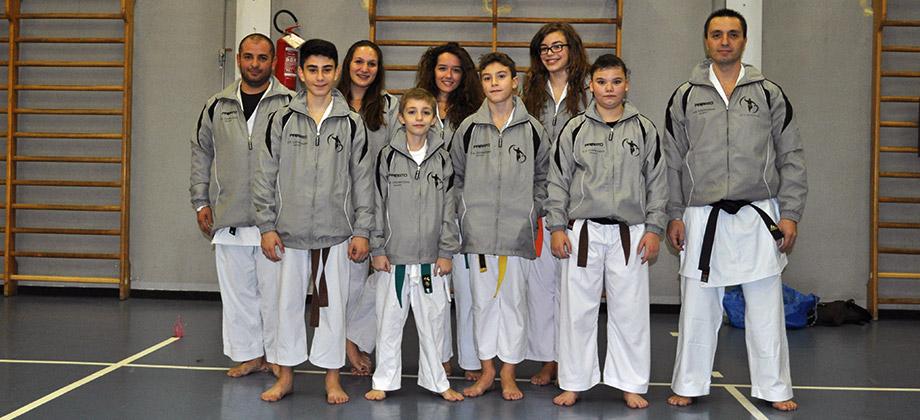 Lezione Karate - Novembre 2013