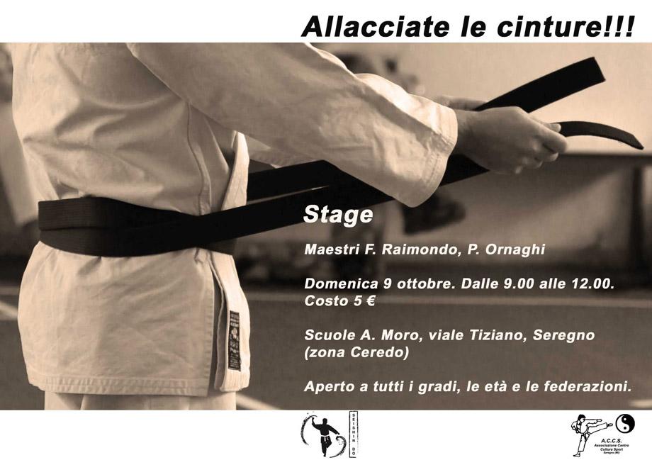 stage-karate-9 ottobrea2011 a Seregno