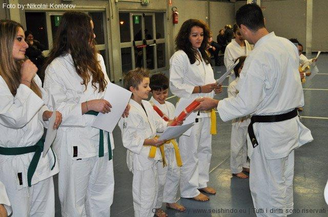 Esame di Karate – 20 Dicembre, Seregno