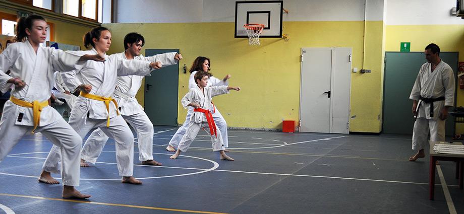 Esame Karate a Seregno 20 giugno 2012/Seishindo