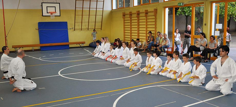 Esame di Karate - 20 Giugno, Seregno - Maestri Fabio Raimondo e Ennio Fiori