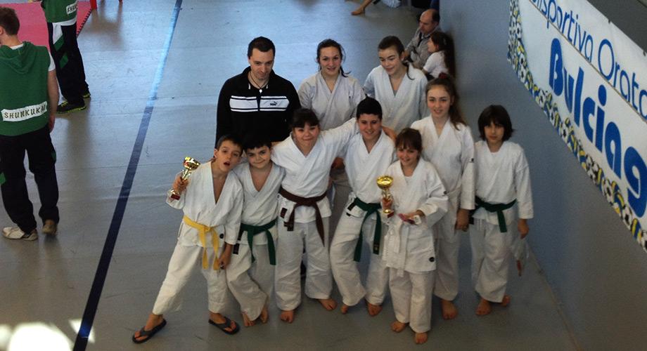 13 Trofeo Children - Karate/Kumite a Bulciago - 3 febbraio 2013