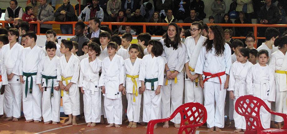 1° trofeo open di Bottanuco. Gara Karate: Kata / Kumite