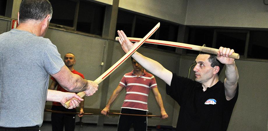 Lezione Karate e Krav Maga 24 Maggio, Seregno