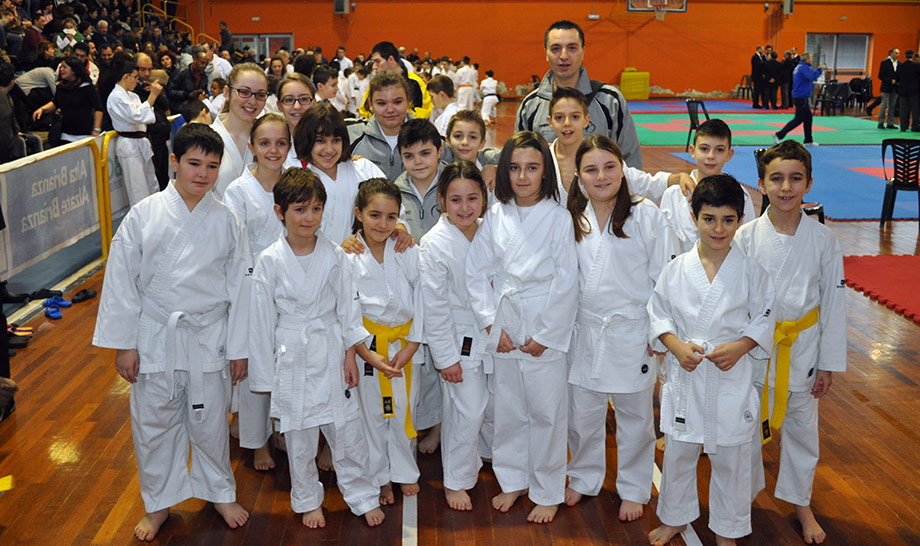 Campionato FIK - Lombardia - 16 febbraio 2014