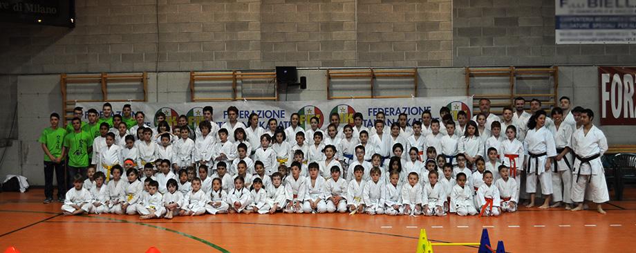 Gara di Karate - 4 maggo 2014 - Annone Brianza