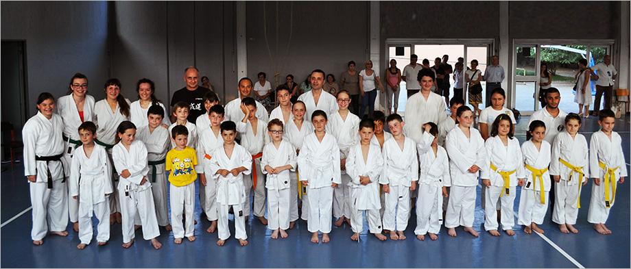 Esame di Karate 9 Giugno 2014