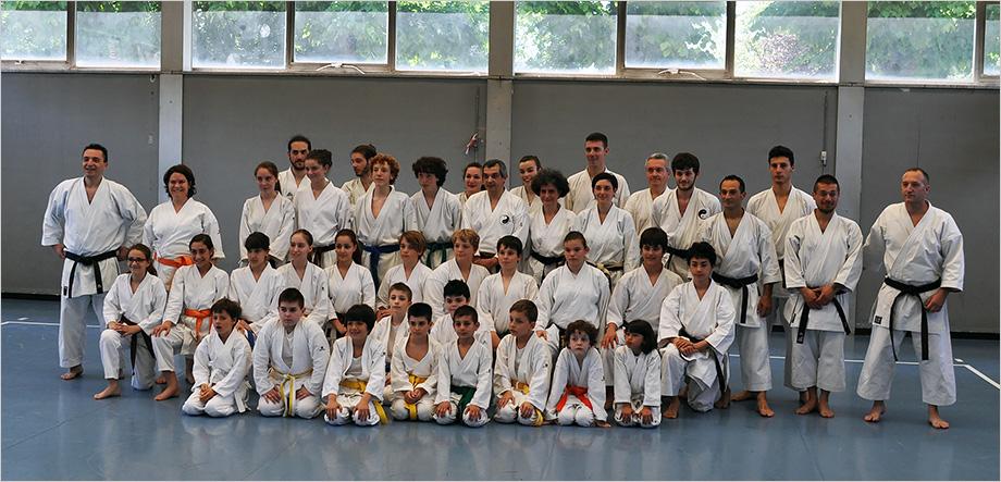Stage Karate a Seregno 10 Maggio 2015