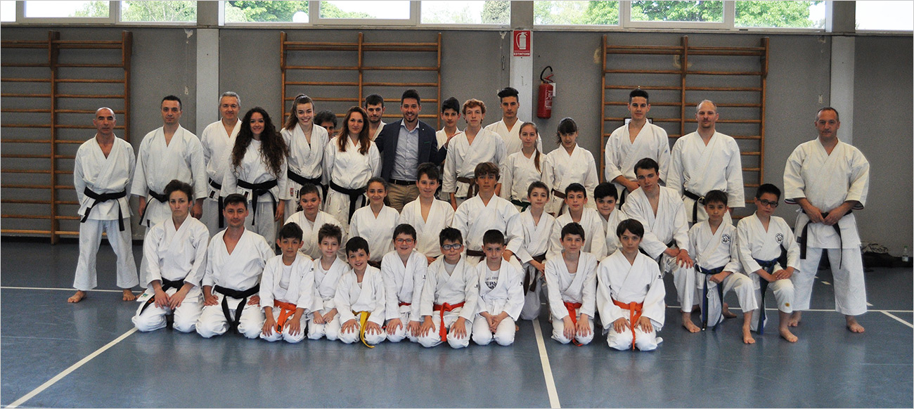Stage Karate - 8 Maggio 2016 a Seregno
